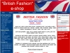 Internetový obchod British Fashion Second Hand & Outlet
