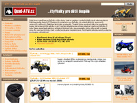 Internetový obchod ATV - prodej čtyřkolek