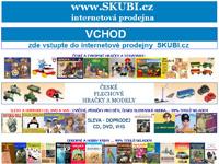 Internetový obchod Skubi.cz - internetová prodejna