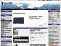Internetový obchod Videotech