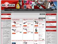 Internetový obchod Skořupa - nářadí a nástroje
