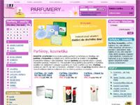 Internetový obchod Parfumery.cz - parfémy