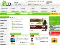Internetový obchod eOD.cz - internetový obchodní dům