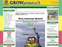 Internetový obchod Growshop Growpestitel.cz