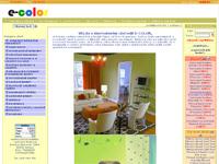 Internetový obchod E-color.cz