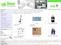 Internetový obchod Limar kuchyně