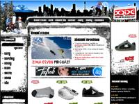 Internetový obchod Xride.cz - online boardshop