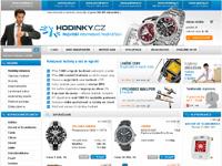 Internetový obchod Hodinky.cz