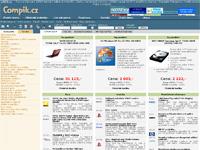 Internetový obchod Compik.cz (Praha)