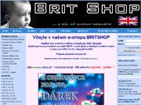 Internetový obchod Britshop - móda z Anglie