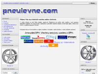 Internetový obchod Levné pneu