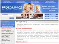 Internetový obchod Pro Zdraví