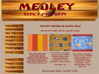 Internetový obchod Medley - šátky na nošení dětí