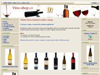 Internetový obchod Víno-shop