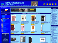 Internetový obchod Fotomobil.cz