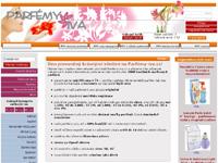 Internetový obchod Parfémy-iva.cz - značkové parfémy