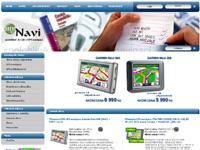 Internetový obchod myNavi - GPS navigace a mapy