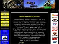 Internetový obchod Mitomoto - čtyřkolky a motocykly