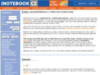 Internetový obchod iNotebook.cz