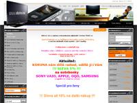 Internetový obchod Elektro-Trixi Specialista Samsung