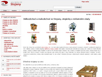 Internetový obchod Stojany.cz - stojan, stojánek, víno