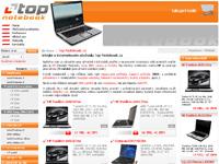 Internetový obchod Top-Notebook