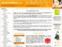 Internetov� obchod Headphones.cz
