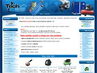 Internetový obchod Techair - kompresory