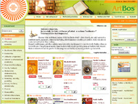 Internetový obchod ArtBos - internetové knihkupectví