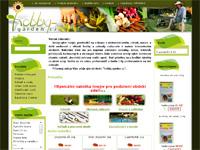 Internetový obchod Hobby-garden.cz