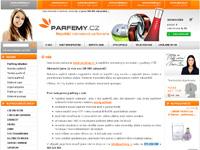 Internetový obchod Parfémy.cz
