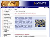 Internetový obchod E-mince numismatika