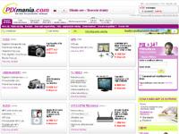 Internetový obchod PIXmania.cz