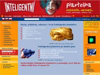 Internetový obchod Inteligentní plastelína