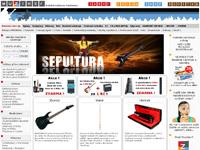 Internetový obchod Muziker - hudební nástroje