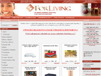 Internetový obchod Nábytek a bytové doplňky