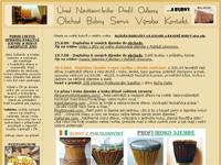 Internetový obchod Djembe a bubny
