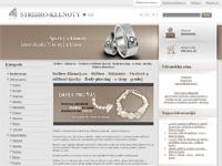 Internetový obchod Stribro-klenoty.cz - stříbro a bižuterie