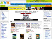 Internetový obchod DVD