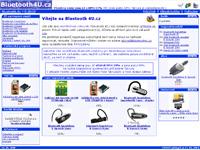 Internetový obchod Bluetooth 4U