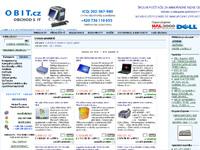 Internetový obchod Obit - obchod s IT