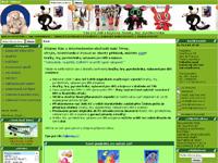 Internetový obchod Zajimavy.cz - hry, kočárky, hračky