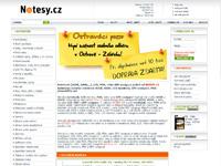 Internetový obchod Notesy.cz - Váš rádce při nákupu IT