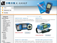 Internetový obchod Iris e-shop