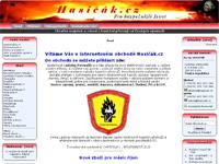 Internetový obchod Hasičák