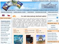 Internetový obchod Hemi-Sync.cz - relaxační hudba a cvičení mysli