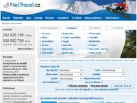 Internetový obchod Net Travel.cz
