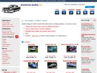 Internetový obchod Inzerce auta motorky čtyřkolky