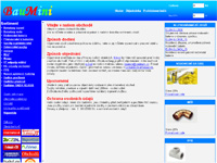 Internetový obchod Baumini E-shop