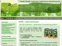 Internetový obchod Zelené potraviny